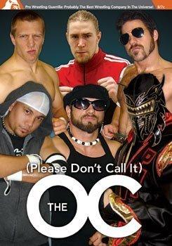 Pro Wrestling Guerrilla: PWG (Please Dont Call It) The OC DVD