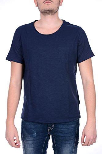 Guess T-Shirt Fashion Fit Knit blau G720