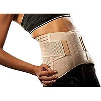 Hochwertige Rückenbandage/Rückenstütze LOREY-LU04003; Materialmix preisvergleich bei billige-tabletten.eu