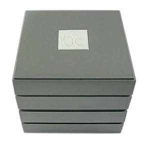 Guess X69001L1S - Reloj para mujer con correa de ceramica, color nácar / gris de Guess