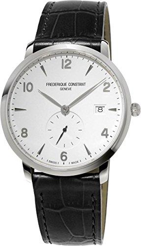 Frederique Constant Geneve Slimline FC-245SA5S6 Elegante orologio da uomo Molto piatto