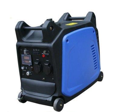 sche und Remote Start Inverter Generator Silent tragbar für Camping (Tragbare Elektrische Generator)