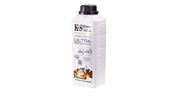Könner Söhnen Ks 10w 30 Multi Grade Engine Oil High Quality Semi Synthetic Multi Grade Engine Oil Ultra Performace For Petrol And Diesel Engines Baumarkt
