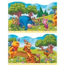 Etiqueta papel pintado Borte/cenefa Winnie the Pooh