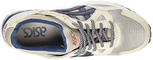 Asics Gel-lyte V Unisex-Erwachsene Sneaker Grau (light Grey/legion Blue 1345)