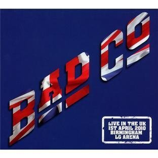 Live at Birmingham Nec by Bad Company (2011-04-19)