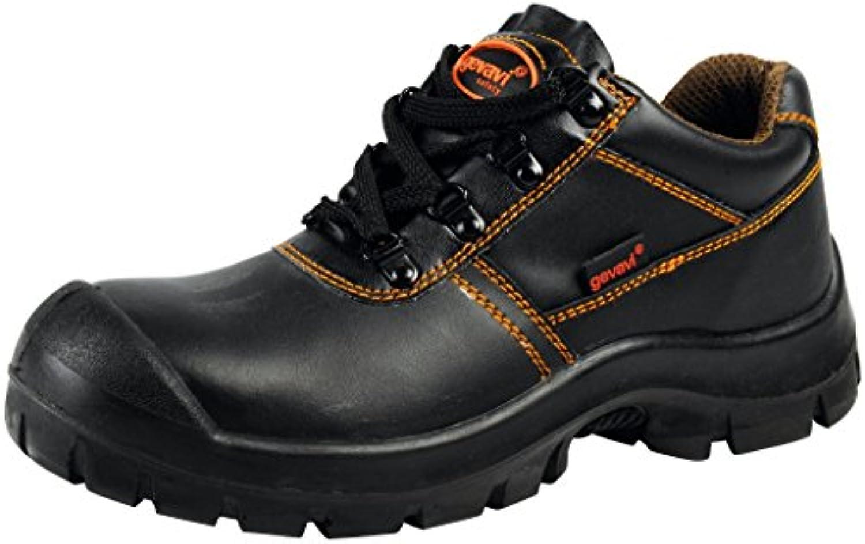 Gevavi Safety Gevavi Safety GS 11 GEVGS11 - Zapatos de cuero para hombre