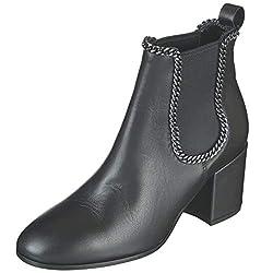 Kennel und Schmenger Stiefelette Jade Smooth Calf in schwarz ks-81-65570-330