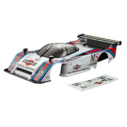 Preisvergleich Produktbild LouiseEvel215 Killerbody RC Karosserierahmen Kit para Lancia LC2 1 / 12 Tourenwagen RC Autorennwagen Shell DIY Accesorios de piezas