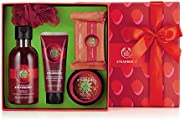 The Body Shop Strawberry Gift Set 5 pieces