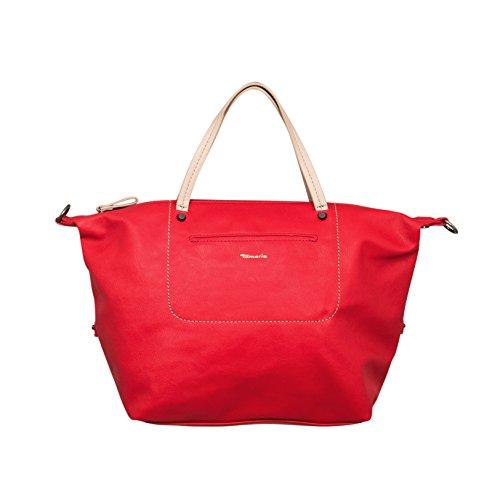 Tamaris Pauline Damen Handtasche Bowling Bag Henkeltasche 2