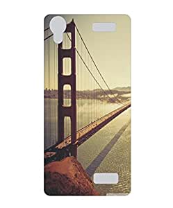 Techno Gadgets Back Cover for Gionee Gpad G5