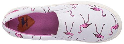 Rocket Dog - DUET, espadrillas da donna Rosa (Pink (Long Legs))