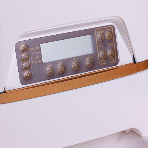 Zoom IMG-2 umei 6litre alimentatore automatico per