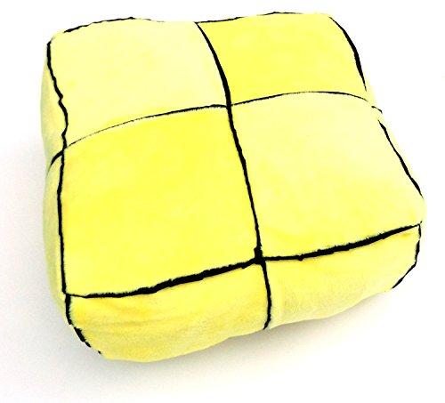 ❖ 5er Set Tetris 3D Plüsch Kissen – Der Computerspiel-Klassiker zum kuscheln als Sofakissen❖ - 5