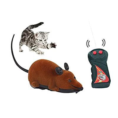 Wireless Remote Control RC Rat Mouse Toy For Cat Dog Pet Novelty Gift Funny from Twshiny