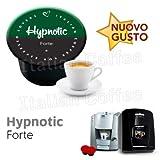Lavazza Blue e in black nims compatibili 50 CAPSULE caffè FORTE Italian coffee Hipnotic