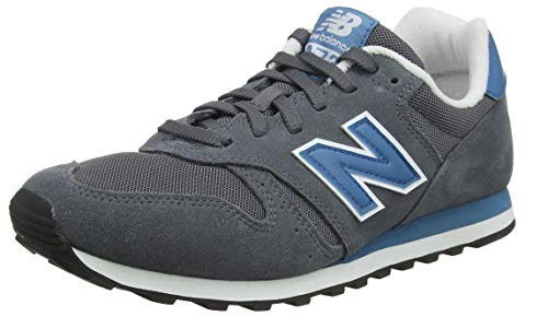 New Balance Ml373lbf, Zapatillas para Hombre, Gris (Lead/Sea Smoke Lbf), 44.5 EU