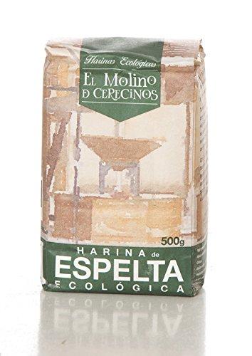 Harina de Espelta Ecológica blanca 500 gr