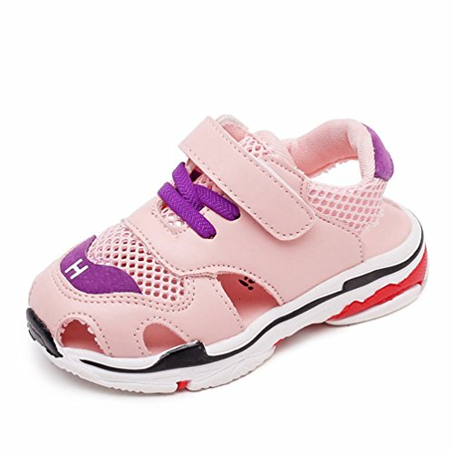 Kinder Sport Sandalen Sommer Outdoor Closed Toe Strand Schuhe für Jungen und Mädchen (Kleinkind/Kleines Kind) (Jungen Dressy Schuhe)