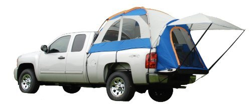 sportz-truck-tent-iii-for-compact-short-bed-trucks-for-toyota-hilux-and-tacoma-models-by-napier-ente