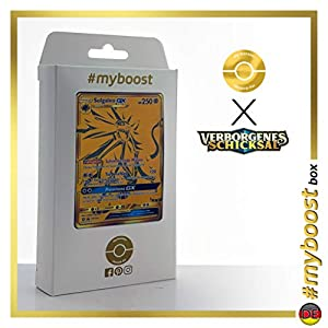 my-booster-SM11 Cartas de Pokémon (SM11.5-DE-SM104A)