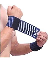 LUFA Polsini registrabili di fasciatura di lesioni di 1pc Elaborazione del polso della compressione di sostegno del polso del gomito