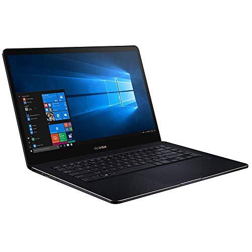 ASUS ZenBook Pro 15 UX550GE 90NB0HW3-M01420 Ultrabook (39,6 cm, 15,6 Zoll, UHD, WV, Touch, Intel Core i7-8750H, 16GB RAM, 1TB SSD, NVIDIA GeForce GTX 1050Ti (4GB), Windows 10) deep dive blue (550 Asus)