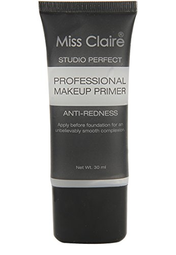 Miss Claire Studio Perfect Professional Make Up Primer Anti Redness 01 Clear
