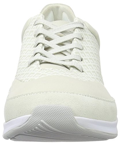 Lacoste Joggeur Lace 416 1, Sneakers basses femme Weiß (Off Wht 098)