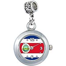 Costa Rica reloj para el collar o pulsera
