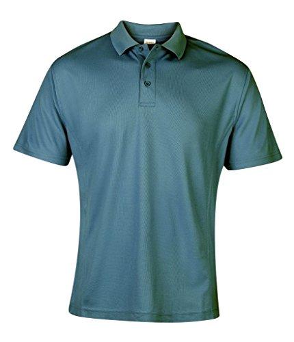 AWDis Herren Just Cool super coole Leichtes und atmungsaktives Polo Shirt Performance Fitness Blau - Saphirblau