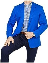 bonprix Herren Sakko untersetzt Comfort Fit Baumwoll Übergröße Blazer  Zweiknopf Jackett Anzug Langgröße… aa27c6e2b5