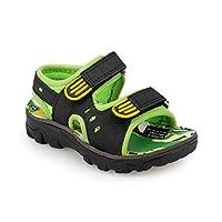 Polaris 91.510241.B, Bebek Erkek Bebek Ayakkabıı, Siyah, 22 EU