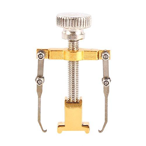 Werkzeug Pediküre Profi Korrektur der Nägel zu Fuß Werkzeug Behandlung von Gesundheitsversorgung Nails Haken mit doppeltem Ende mit Schachtel Eisen 2.5 * 4 cm