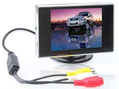 BW 3.5 inch TFT LCD Car Monitor ...