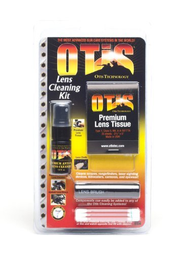 Otis Lens Cleaning Kit by Otis Technology (Otis Cleaning Kit)