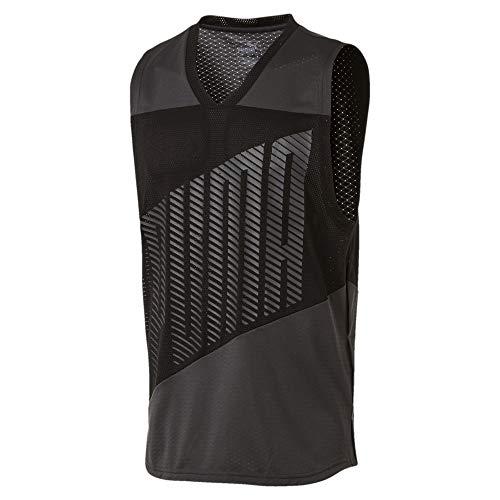 PUMA A.C.E. Herren Ärmelloses Trainingsshirt Asphalt-Puma Black M (C C Shirts)