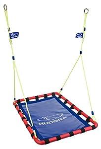 HUDORA 72159 Azul, Rojo Columpio para bebés - Columpios para bebés (3 año(s), 120 kg, Azul, Rojo, 1180 mm, 800 mm, 45 mm)