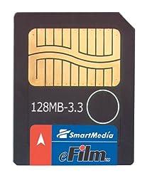 Delkin 128 Mb Smartmedia Card (Ddsmfls2-128), Model: Ddsmfls2-128, Pc Computer & Electronics
