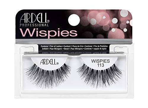 Ardell Fashion Lashes 113, das Original, black, 1er Pack (1 x 1 Paar) -