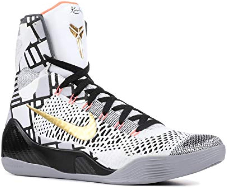 Nike Kobe 9 Elite Elite Elite 'Gold' - 630847-100 - Size 44-EU   Eccellente valore    Qualità e quantità garantite    Scolaro/Ragazze Scarpa    Uomo/Donne Scarpa    Uomo/Donne Scarpa  f9e400