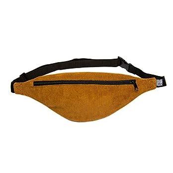 Bauchtasche schmal, Cord breit caramel braun, Hip bag, shoulder bag, fanny pack, Hüfttasche, belt bag, sac banane, cross bag