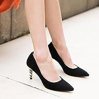 WSS A spillo a punta di scarpe donna tacco alto