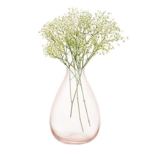 Cathy 's Concepts Vase, farbigen Bitte beachten Sie: Minor Bubbles und wirbelt die sich, um...