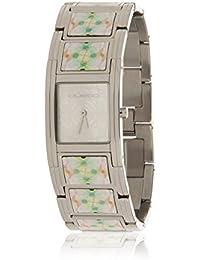 Custo Watches CU011201 - Reloj de Señora cuarzo metálico Acero