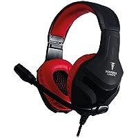 Berserker Gaming cas-bsk-fenrir-bk-red Kopfhörer für PC Gaming