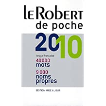 Le Robert de poche 2010