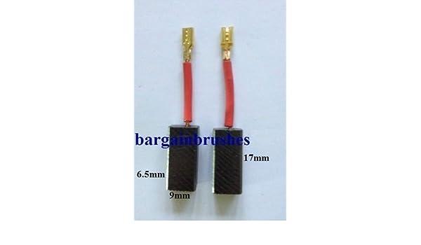 999-088 Carbon Brush Set of 2 Original Hitachi for grinder