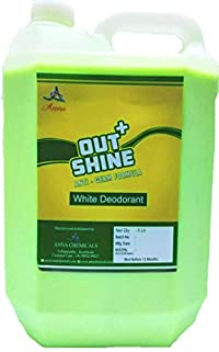 Outshine+ perfumed floor cleaner with Lemon grass perfume 5L